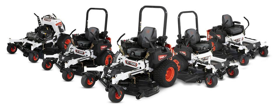 Bobcat Zero Turn Mowers Atlanta Georgia