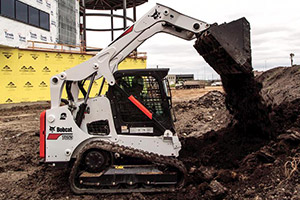 New Compact Track Loader