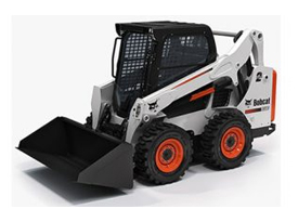 s590 skid steer rental