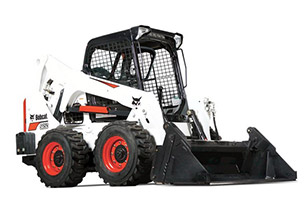 s650 skid steer rental